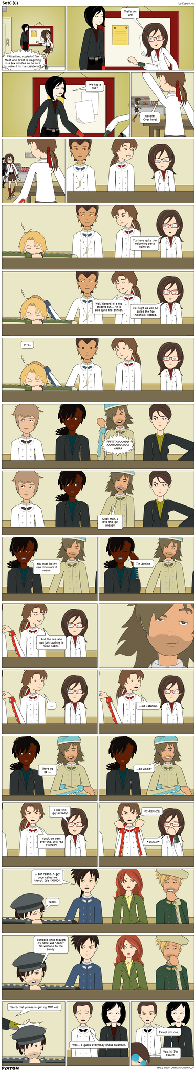 School of the Creed (6) by GennaCase1101