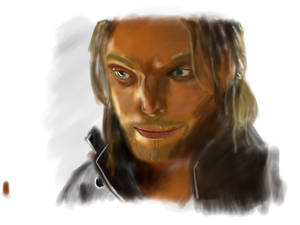 Ichabo Crane Sleepy Hollow Fan Art