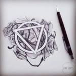 Enter Shikari tattoo design