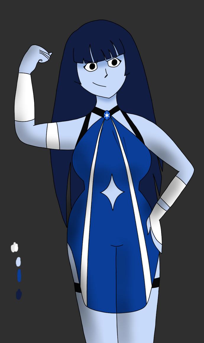 Star Sapphire by kayyeh1