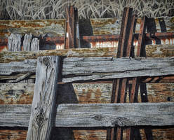 A splintered past by masscreation