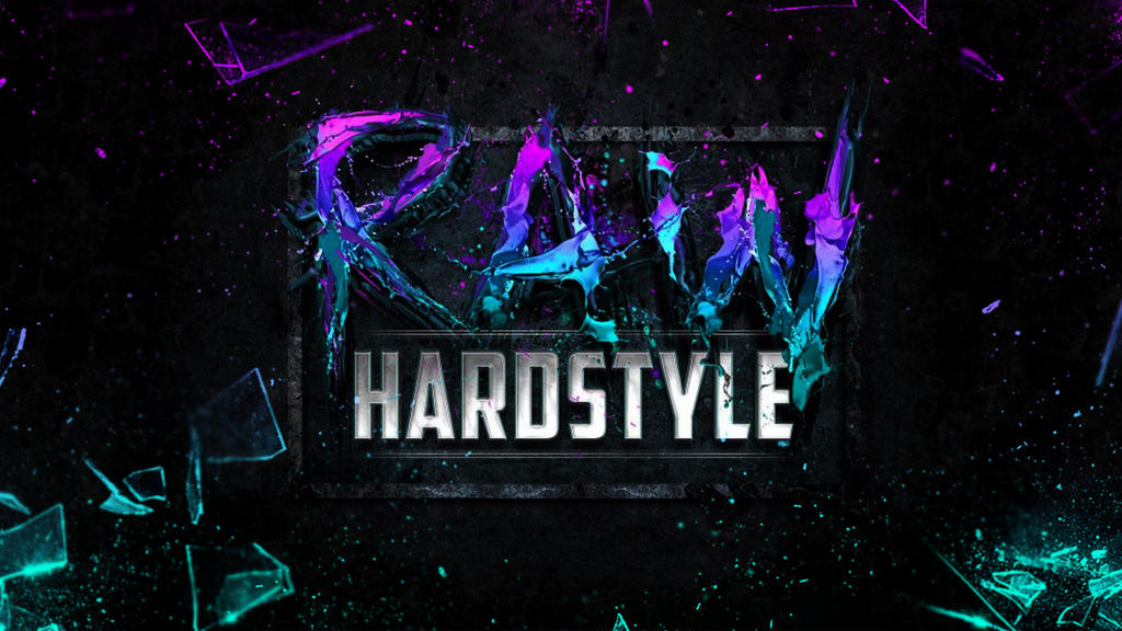 raw hardstyle wallpaper by reginaught