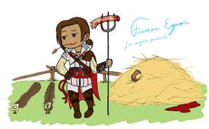 Farmer Ezio by Slyer