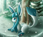 Icy a Glaceon
