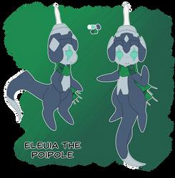 Eleuia the poipole