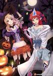 Commission: Illya x Shirou / Fate GO