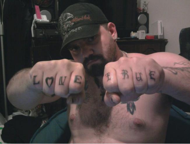 Love True Tattoo