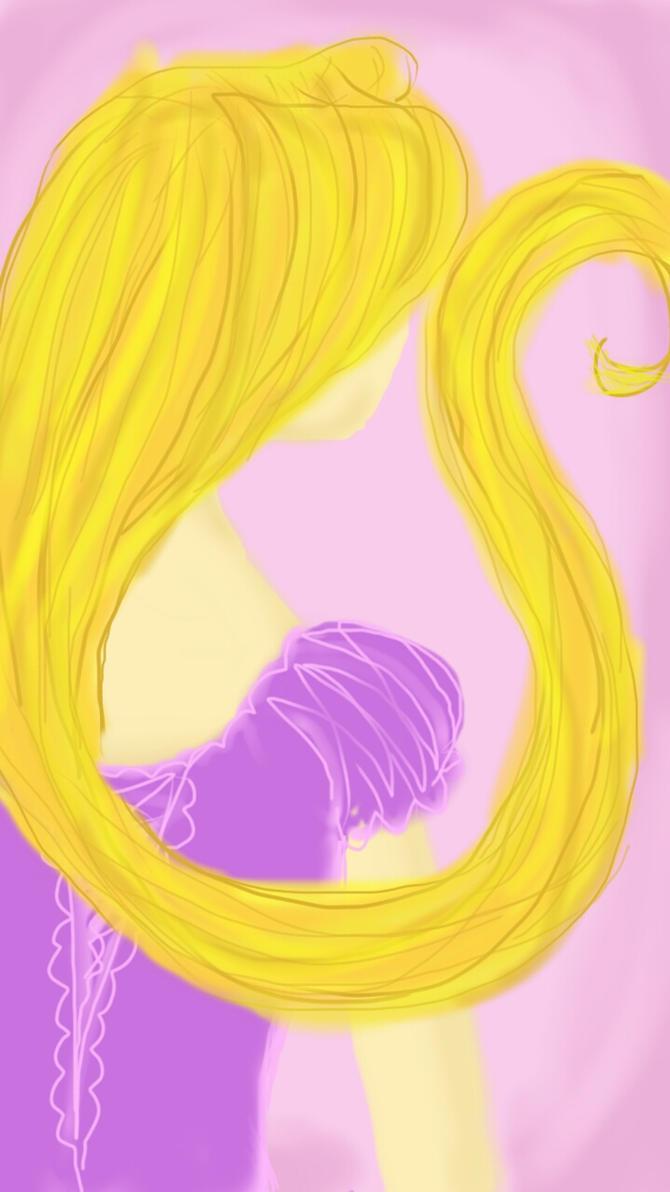 Rapunzel by xxloudsilencexx