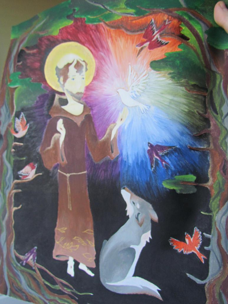St. Francis by xxloudsilencexx