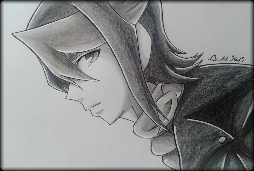 Kurosaki Shun~ by EvilAngelofKC17