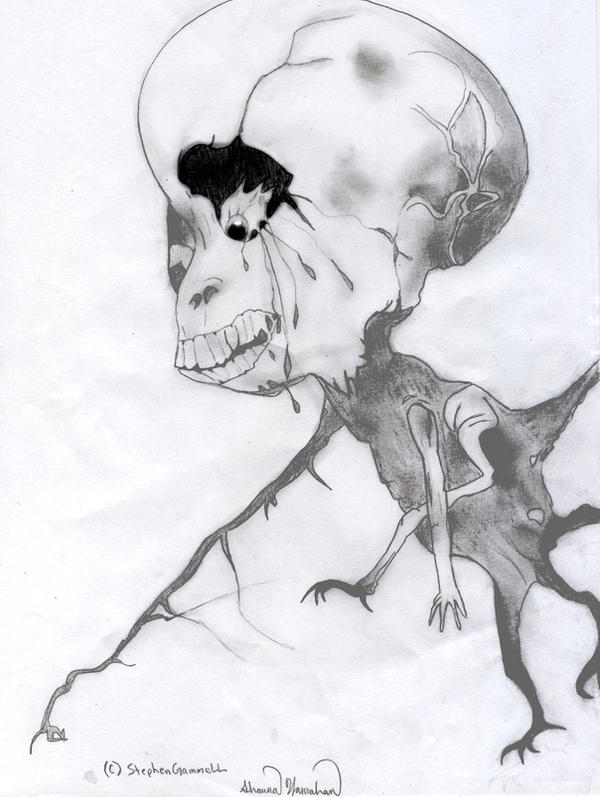 Stephen Gammell by LeviSei