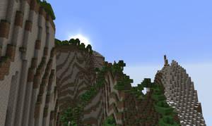 minecraft hilly mountain by jomy10