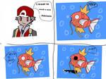 Magikarp comic by jomy10