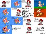 Pokemon comic magikarp by jomy10