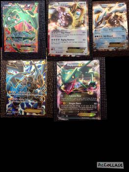My pokemon collection EX