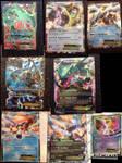 My pokemon collection pokemon EX V2