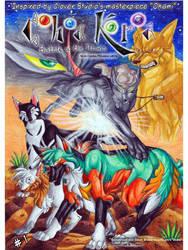 Chakra Chapter 1 cover dutch/Flemish by jomy10