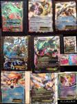 My pokemon collection: Pokemon EX V3 by jomy10
