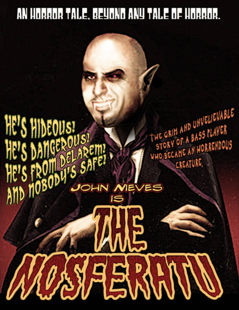 The Nosferatu Movie poster by omegaspade on DeviantArt