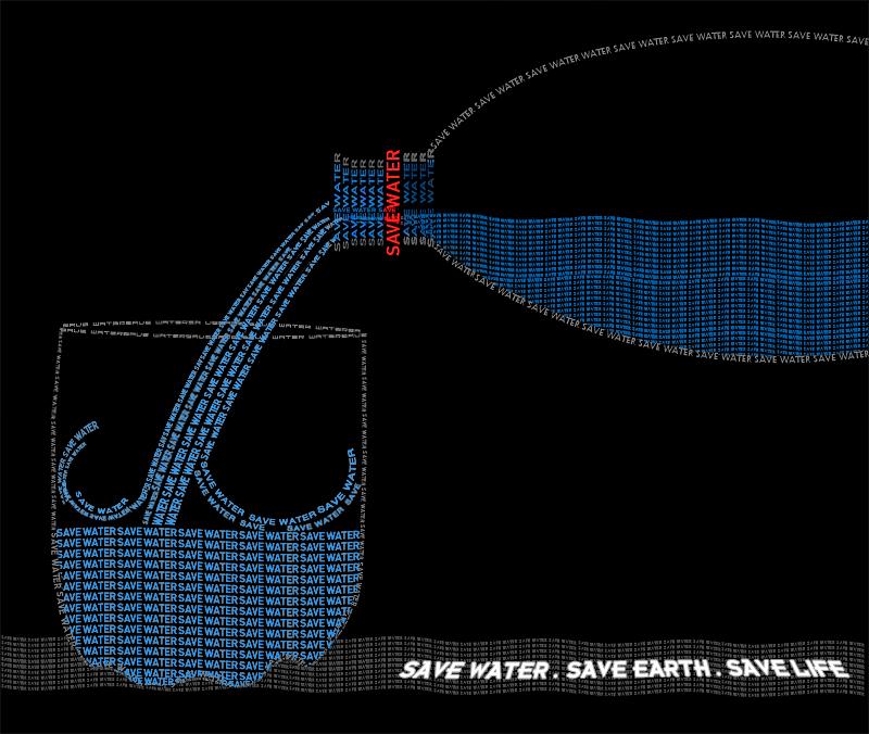 Save Water by malmu