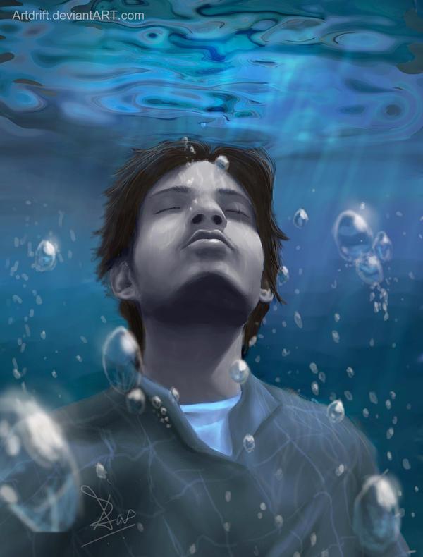 Drowning by Artdrift