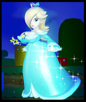 Curvy Princess Rosalina [SFM] by KabalMystic