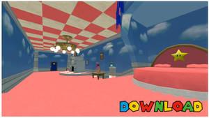 Princess Peach's Room SFM Download
