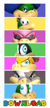 KM Mario Update: 12/12/20