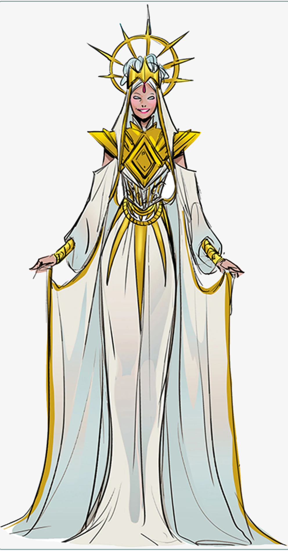 Lady Viena (Rita Repulsa mother)