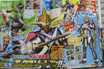 Kamen Rider Saikou Upgrade
