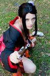 Oda Nouhime cosplay