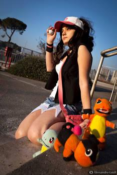 Hilda [Touko] #cosplay