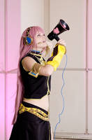 Megurine Luka : Vocaloid cosplay from Love is War by Rael-chan89