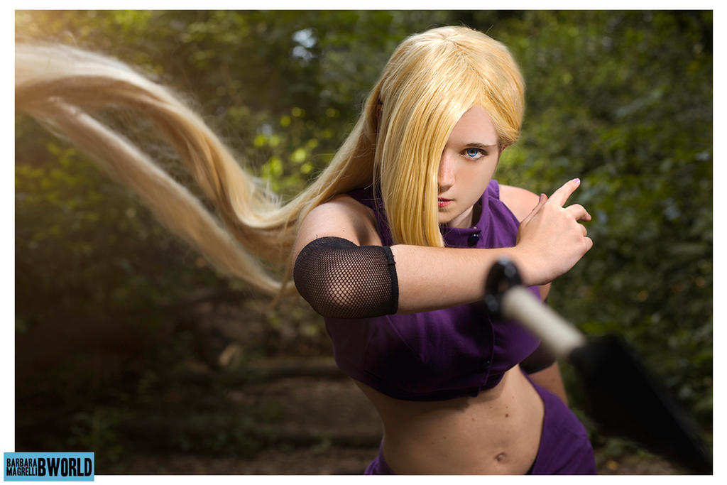 Ino Yamanaka . The Last Naruto the movie cosplay