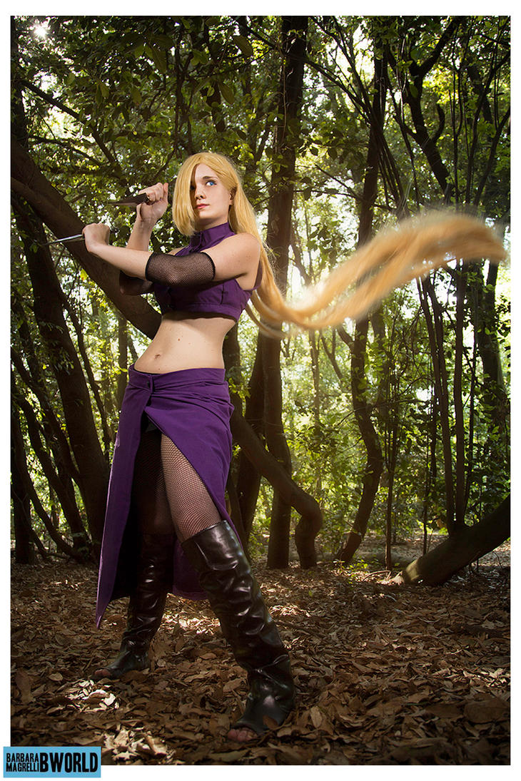Ino The Last cosplay by Rael-chan89