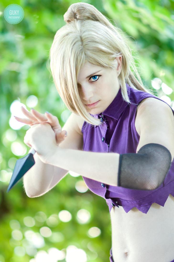 Ino Yamanaka cosplay from Naruto Gaiden by Rael-chan89 on ...
