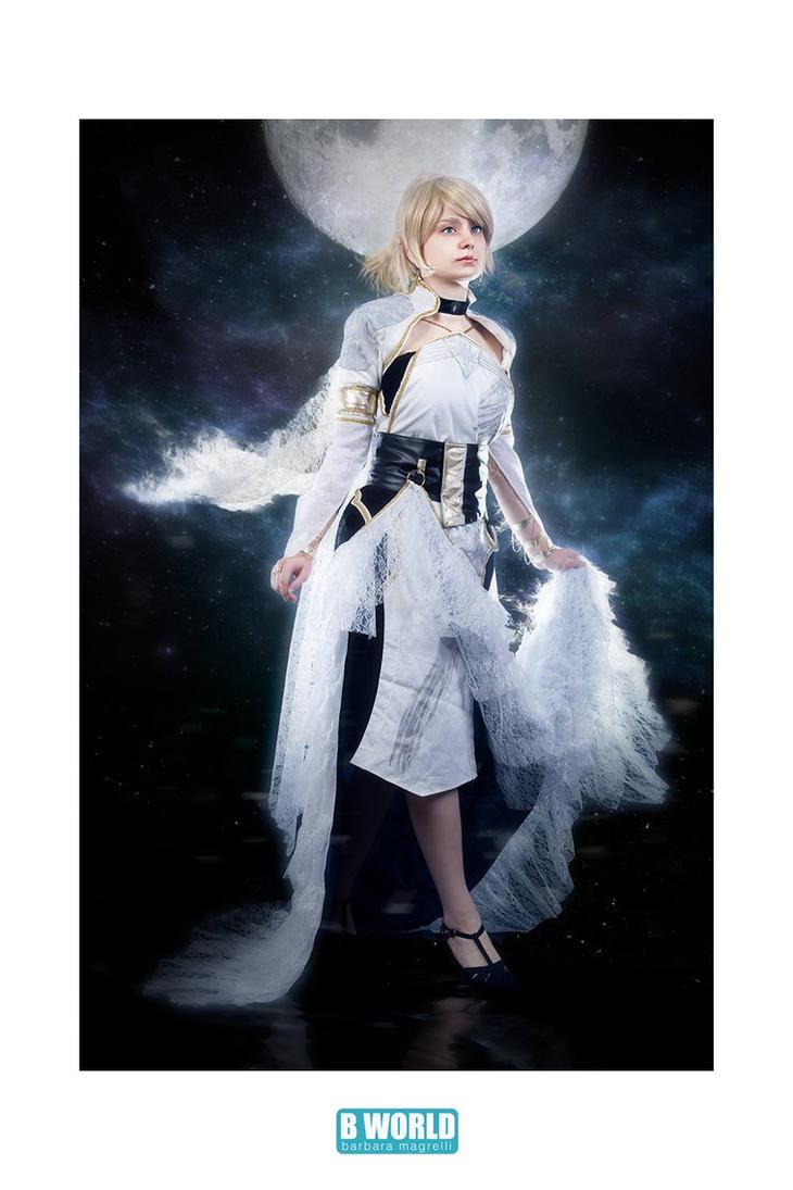 FFXV Kingsglaive cosplay Lunafreya by Rael-chan89