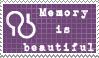 Alzheimer's Stamp by houkouookami
