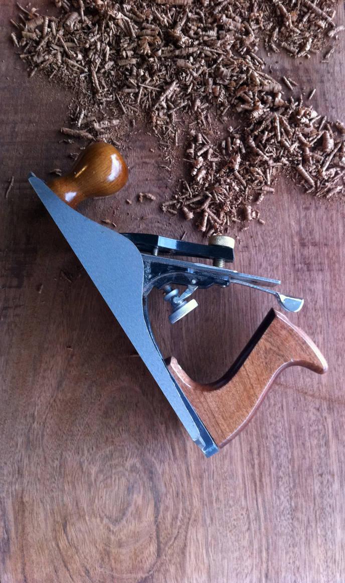 Planing Brazillian Cherry by williamMalone