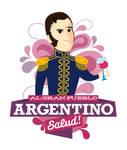 Al gran pueblo argentino, salud!