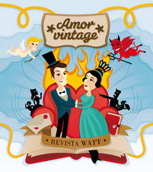 Amor Vintage by El-ArGeNtO