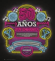 50 anios sin dormir by El-ArGeNtO