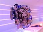 TDI plug in hybrid motor