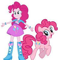 Tickle Pinkie Pie
