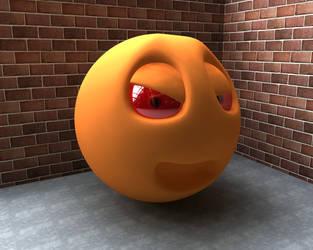 Orange Envy by Snakesan