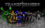Transformers The Last Knight skin pack