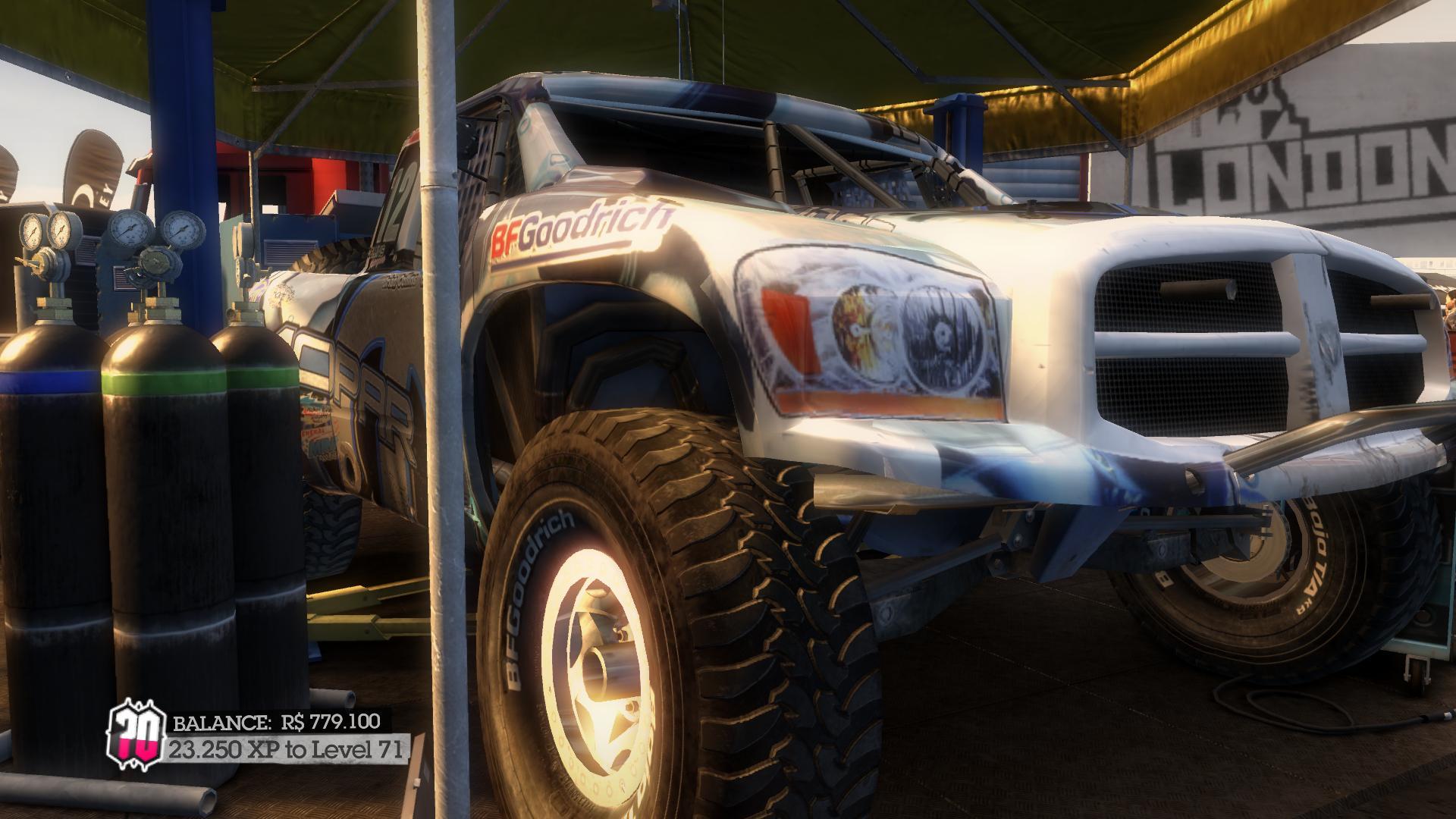 DiRT 2 Dodge Ram Trophy Truck by DiRT2015 on DeviantArt