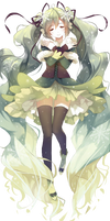 Hatsune Miku Render 6