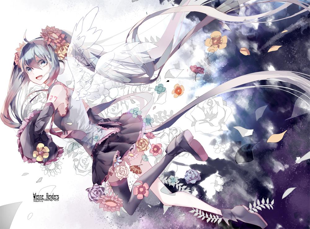39 Renders Mangas fleuris  Hatsune_miku_render_8_by_wenneskies-d7w5qx3