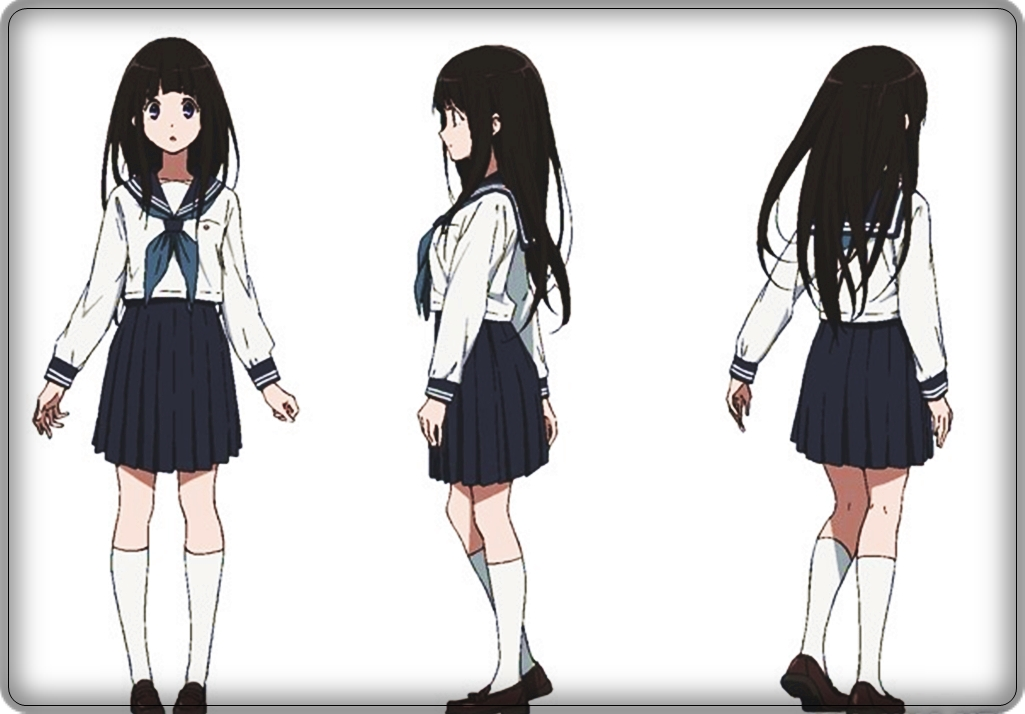 Anime Character Design Competition : The best character design contest winner anime
